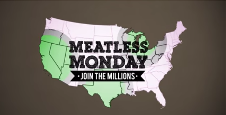 Mindful Eating With Meatless Mondays